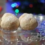 Kokosovo-medové kuličky