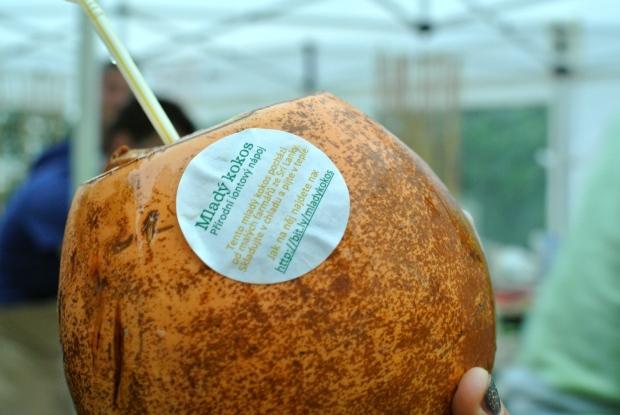 Fresh Bedýnky: ještě jednou mladý kokos