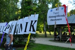 Fotky z pikniku hledejte na sociálních sítích pod hashtagy #bezkoure a #lotusgrillczsk