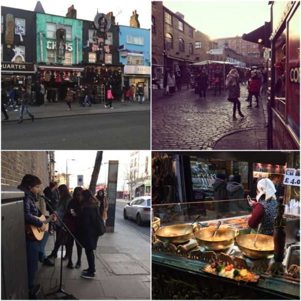 Prostě Camden Town.