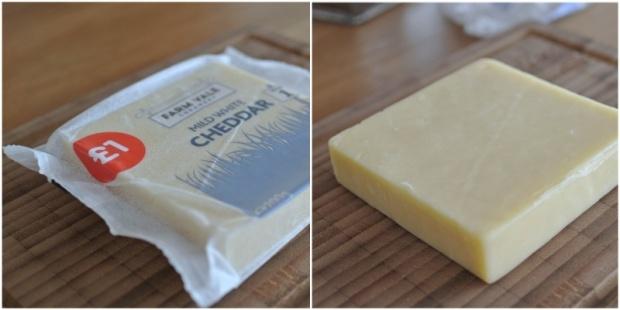 Na tento recept jsem opět otestovala Iceland a byla jsem moc spokojená. Čedar tam pořídíte opravdu za příjemnou cenu a v dobré kvalitě. Tentokrát jsem použila bílý, ale můžete použít i tmavě žlutý.