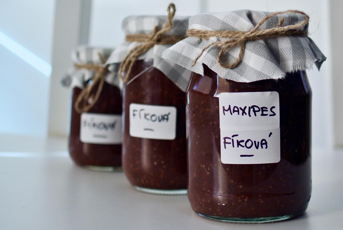 Fajnová fíková marmeláda